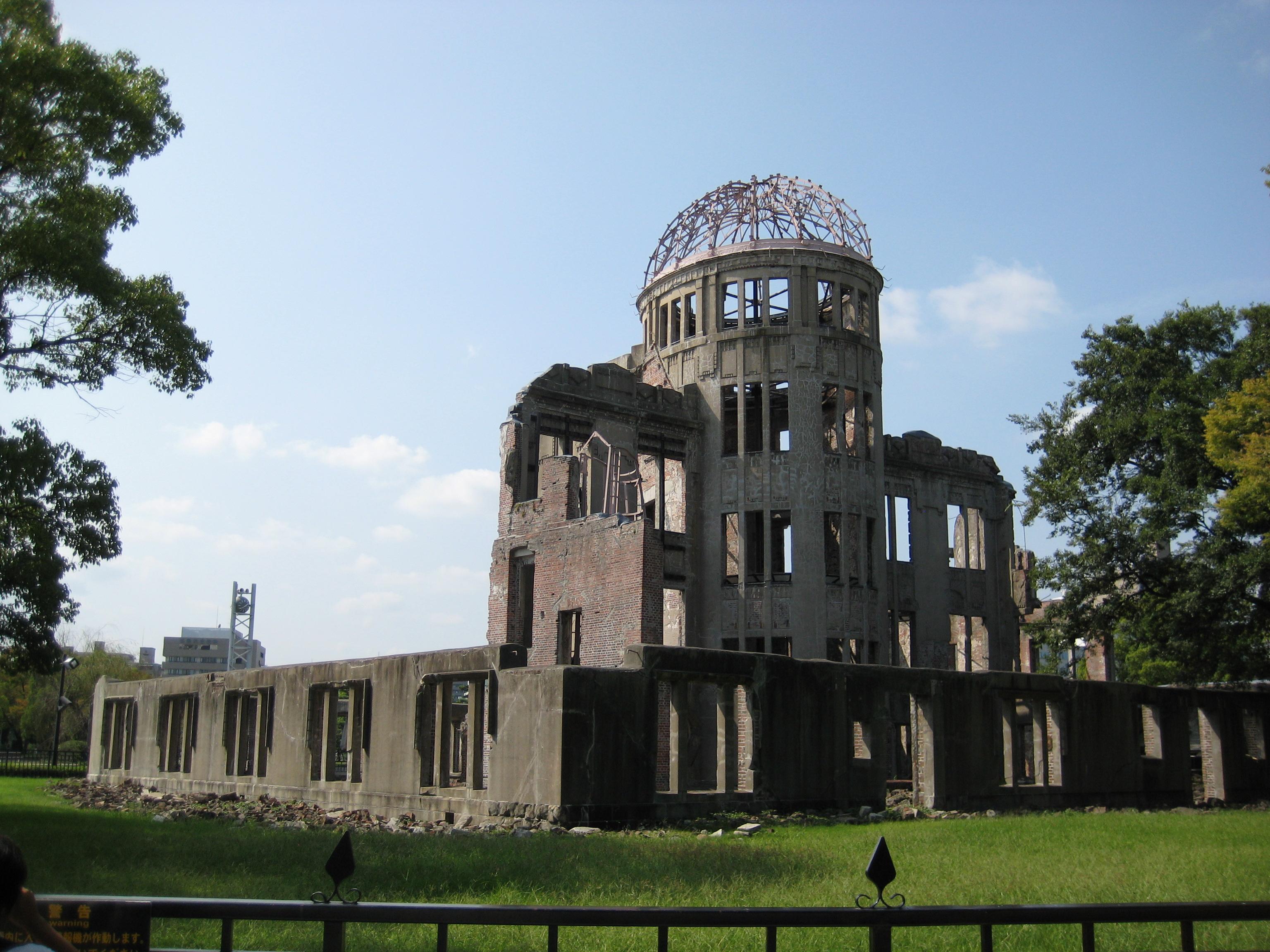 Hiroshima Peace Dome